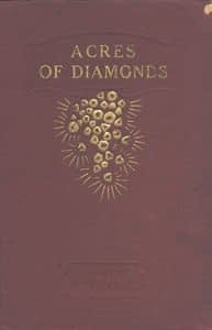 Acres of Diamonds by Russell H Conwell