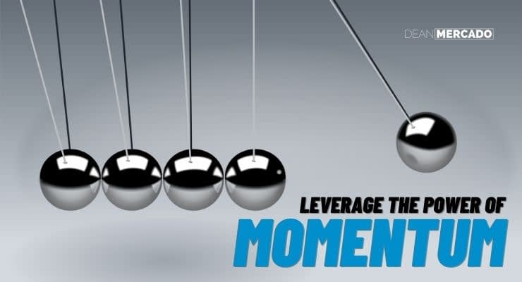 leverage the power of momentum